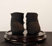 Child's Sheepskin Booties