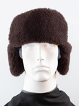 Genuine Shearling Trooper Hat