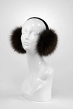Brown Fox Earmuffs