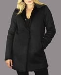 Mink Jacket Reversible to Wool B/L 32""