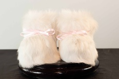 Child's Rabbit Booties