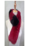 Knit Fox Scarf