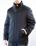 Neoprim Jacket  with Detachable Shearling Collar